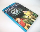 Hardy Boys Hollow Book Safe Clue of Screeching Owl Hollowed out Book Secret Stash Compartment Keepsake box