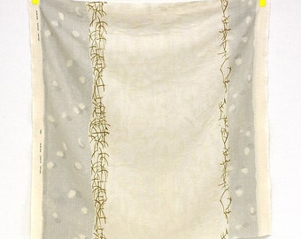 Nani Iro Kokka Japanese Fabric Vitality nep double gauze - B - 50cm