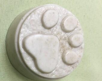 Dog Shampoo - Glycerin Soap - Oatmeal Soap - Sensitive Skin Soap - Small Dog Soap - Gluten Free - Soy Free - Vegan Soap - Hypo-Allergenic