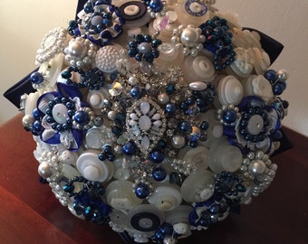 Deposit Listing for mara9112002 The Diana Button Bouquet