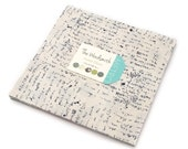 """10"""" Layer Cake - The Wordsmith by Janet Clare for Moda - includes 42 pieces of fabric"""