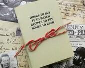 Choose Any 3 Pocket Notebooks