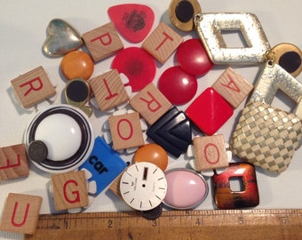 Magnet jewelry crafters lot