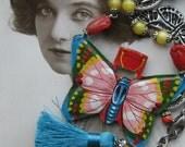 metamorphosis . necklace