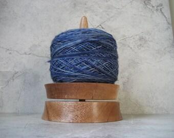 Knit Spinner (Mahogany)
