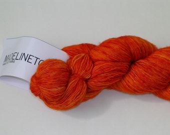 Madelinetosh Tosh Prairie Lace Wt Yarn - Citrus