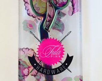 Tula Pink Hardware - Limited Edition 8 inch Scissors  - Left Handed - 41.95 Dollars