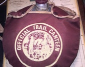 Vintage Trail Scout Canteen