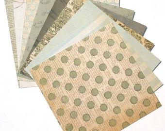 Portobello Road - 6x6 MME Lost & Found Paper Pack