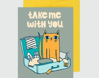 Everyday Card - Take Me With You