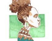 Black Hair & Pride