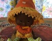 Orange Marmalade Doll