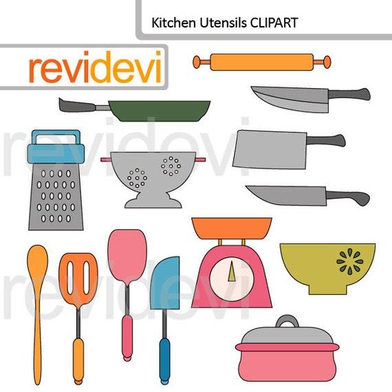 clipart kitchen items - photo #21