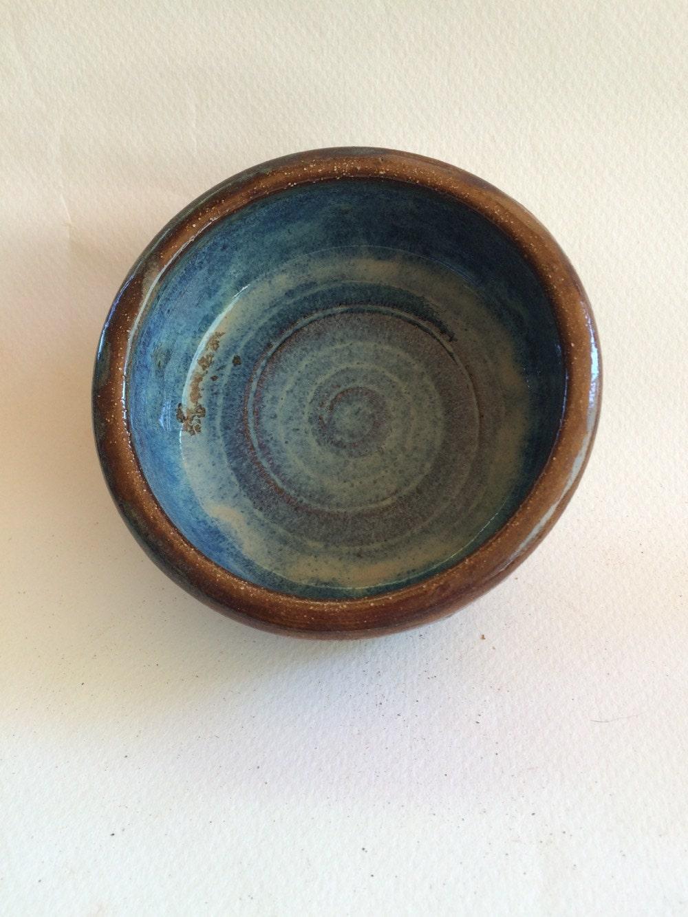 Handmade Stoneware Ceramic Pottery Bowl Great For Everyday