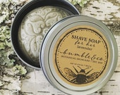 Womens Shaving Soap | Shave Soap for HER | Vegan Shaving Soap | All Natural Shave Soap | Lavender Soap | Ladies Shave Soap | Gentle Soap
