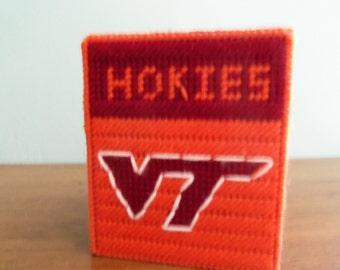 Virginia Tech Tissue Cover