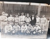 Vintage Virginia Baseball Scrapbook N&W Norfolk Monarchs- 1920s