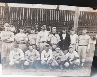 1920s Baseball Scrapbook N&W Norfolk Monarchs Virginia Railroad Team