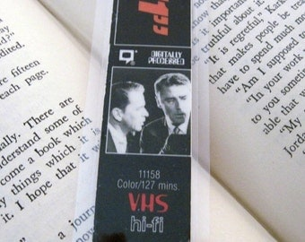 Ocean's 11 Recycled VHS Bookmark