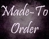 Made-To-Order fro Deborah