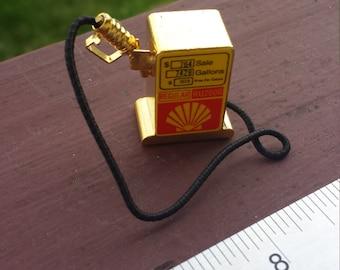 Miniature Old Fashioned Gas Pump