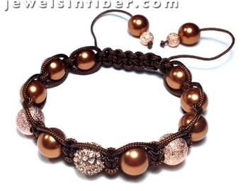 DIY Tutorial - Shambhala Bracelet