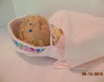 Ducks Hooded Baby/Toddler Bath Towel