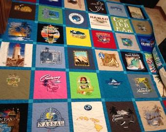 T-shirt Quilts