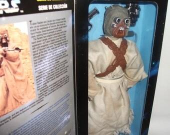 Vintage Star Wars Collector Series Tusken Raider Action Figure 1996 MIB