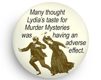 Funny Gift, Funny Fridge Magnet for Book Lovers, Funny Magnet