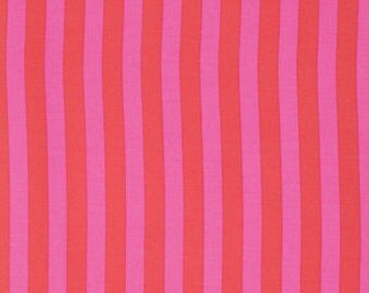 De-Stash Sale- Tula Pink, Free Spirit , Elizabeth, Tent Stripe- only 1 yard avalible