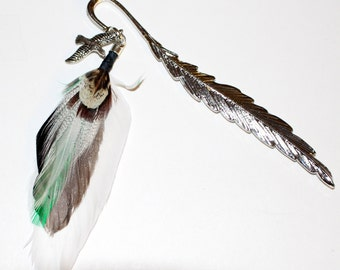Feather Bookmark - Style 4