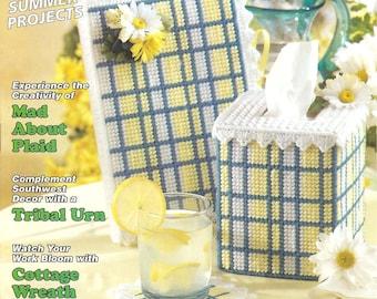 plastic canvas magazine