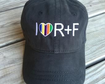 Rodan & Fields Hat - R + F