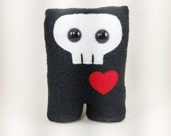 Skull Nubbin - Made To Order