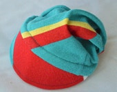 Hello Sunshine Baby Bike Cap from Upcycled Soft Cotton Knit for Bike Baby Gift