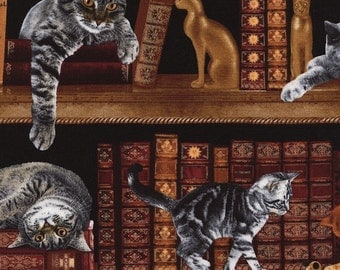 NEW - Library Cats - C2863