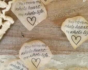 Aisle runner, Wedding Flower Petals - Flower Girl Petals, wedding rose petals- Table Scatter, Love, table decor, Wedding Aisle decorations