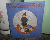 1979 The Candy Witch by Steven Kroll Illustrated by Marylin Hafner SC Scholastic Book