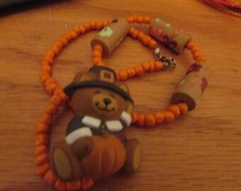 thanksgiving bear plus