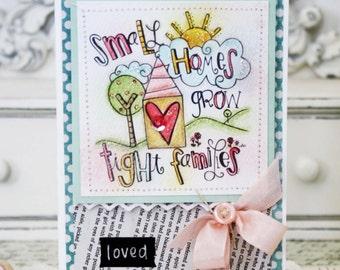 Loved...Handmade Card