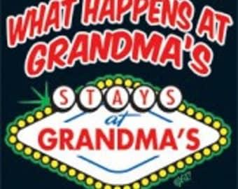 Tee Women's Grandma Tee Shirt Sizes Small thru 3XL Plus Sizes Too FREE SHIPPING