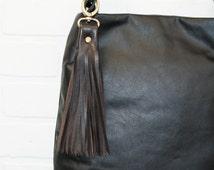 yves saint laurent wallet pink - Popular items for tassel purse charm on Etsy