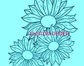 CUSTOM order for Carmen Pearl and Gold Rectangle Charm Bracelet PARADISE