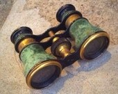 Paris Lemaire Fabricant World War II Binoculars