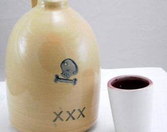 moonshine jug moonshine whiskey handmade