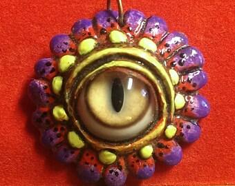 Eye Bud Pendant