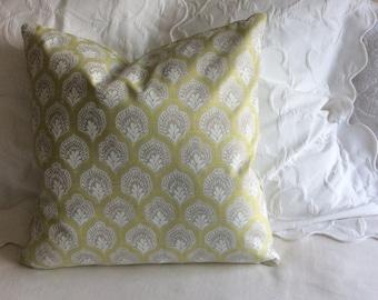 Isla Spring decorative pillow cover 20x20