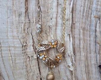 Lovely Upstyled Vintage Necklace