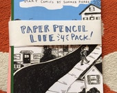 Paper Pencil Life 4 Pack!